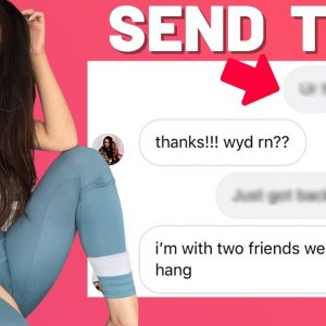 4 Scientifically Proven Opening Messages that Will Make Her Respond! | How to Text the Girl You Like