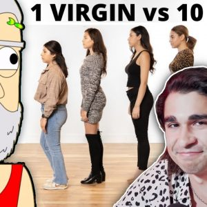 35 Year Old Virgin Speed Dates 10 Girls (CRINGE) | Dating Expert Reacts