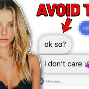 5 Red Flags in Women You MUST AVOID! | Types of Women to Avoid