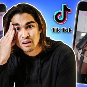 I Took Dating Advice from Tik Tok (CRINGE) | Testing Viral Tik Tok Dating Hacks