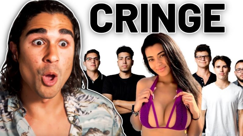 10 Guys Date 1 IG Super Model in 30 Seconds (CRINGE) | Dating Expert Reacts